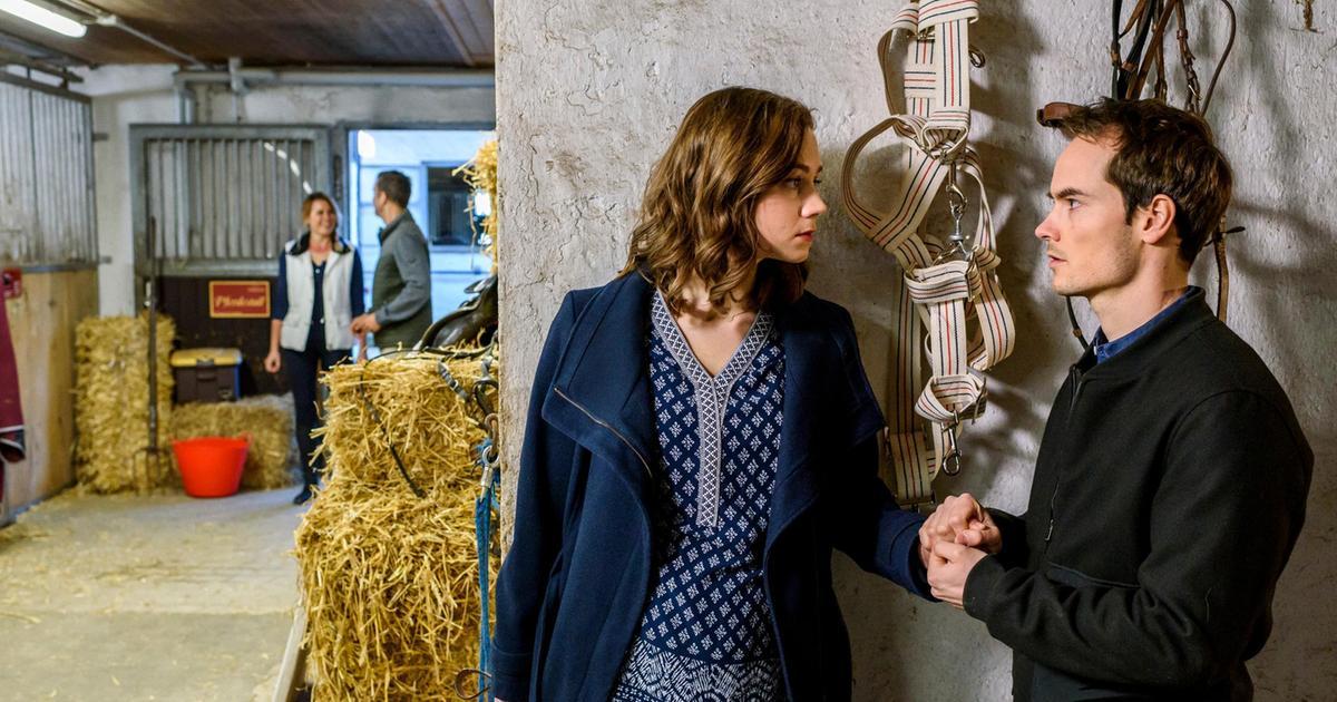 Bilder: Abschied von David - Sturm der Liebe - ARD | Das Erste