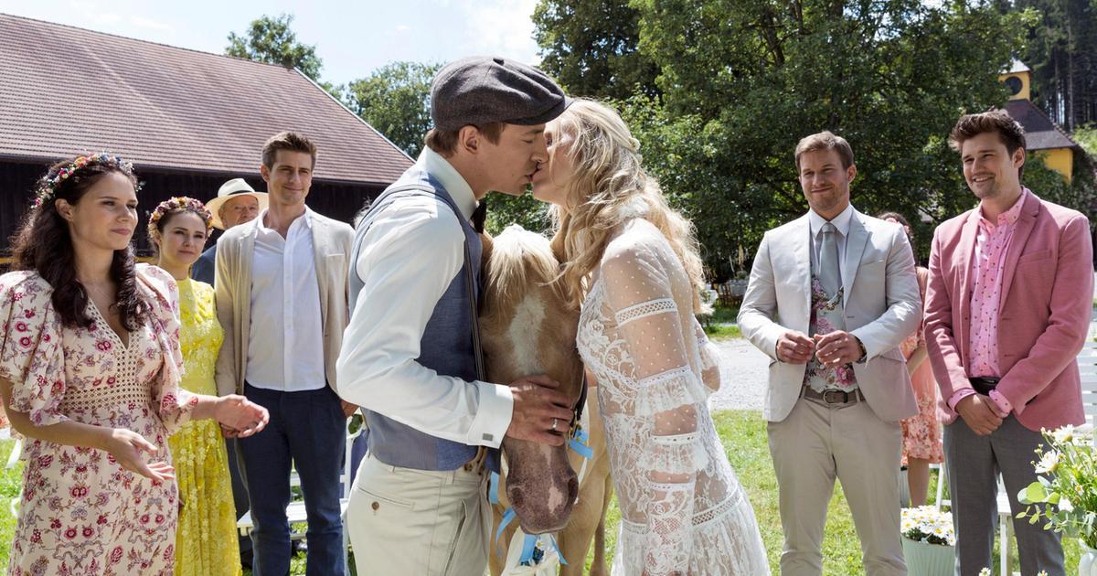 Bilder Alicias Und Viktors Hochzeit Sturm Der Liebe Ard Das Erste
