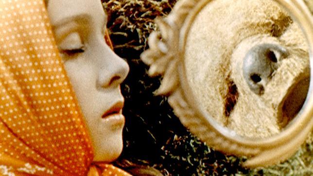 Abenteuer im Zauberwald Märchenfilm Russland 1964: Nastjenka und der Bär Iwan