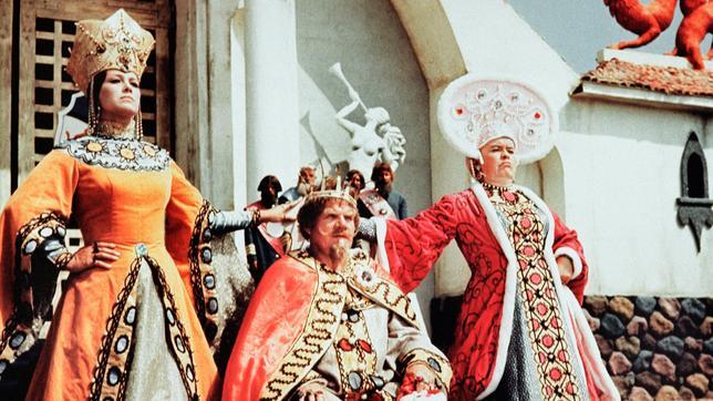 Feuer, Wasser und Posaunen Märchenfilm Russland 1967