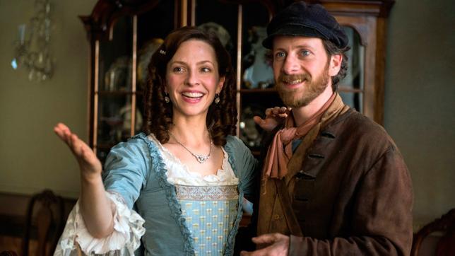 Vom Fischer und seiner Frau Märchenfilm Deutschland 2013 Sechs auf einen Streich: Ilsebill und ihr Mann der Fischer