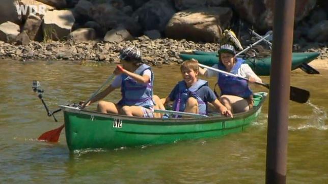 Abenteuer Wilder Westen Folge 11 Ein Tag am See