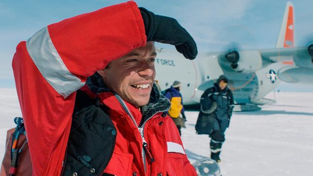 Auf Grönland checkt Tobi, wie die Menschen in einem Forschungscamp leben und arbeiten.