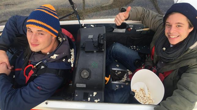 CheXperiment Schwebendes Popcorn?! 10.02.2019