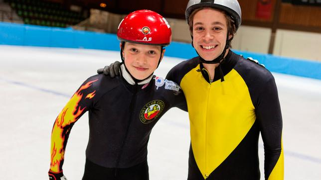 Checker Tobi Der Eissport-Check Robin Tenzer