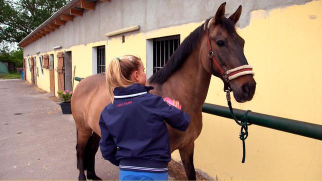 Annika und Springpony Oh-Fiona