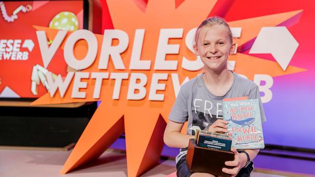 Anton Naab aus Mecklenburg-Vorpommern ist bester Vorleser Deutschlands 2019