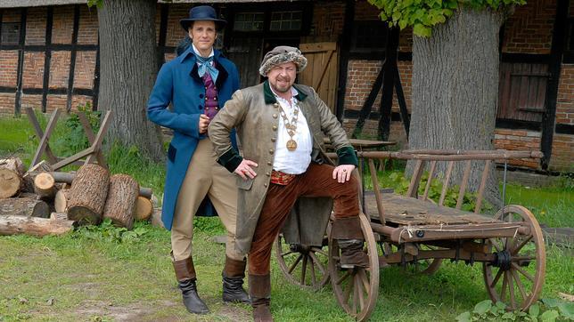 Der Meisterdieb 6 auf einen Streich Märchen: Graf Gustav und der Meisterdieb Robert