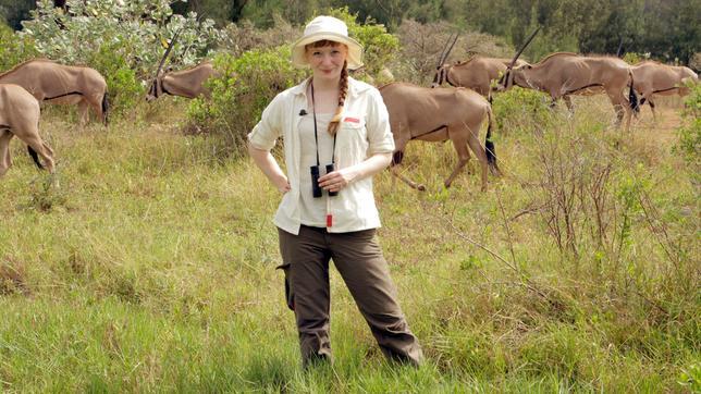 Paula und die wilden Tiere Im Reich der Antilopen 15.03.2014
