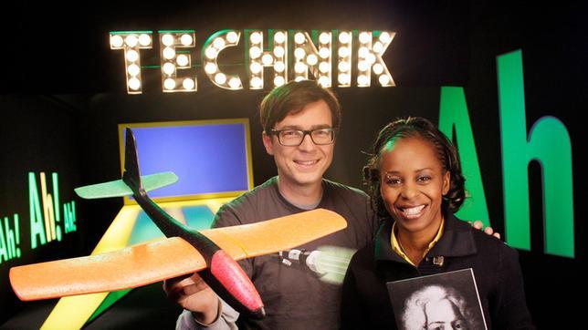 Shary und Ralph: Technik Ta-daa! - Wissen ist keine Schande, finden Shary und Ralph, und sorgen wie in jeder Sendung für fünffachen Wissenszuwachs.