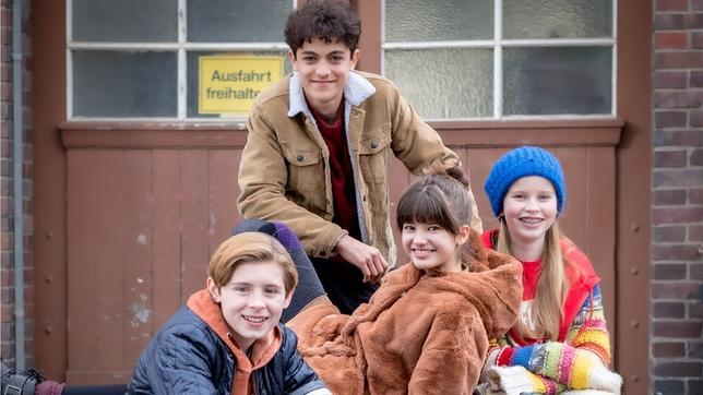 """""""Die Pfefferkörner"""" - Die 11. Generation junger Ermittler übernimmt - Drehstart zur 17. Staffel"""