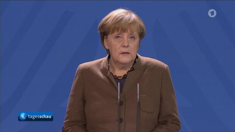 Merkel Livestream Ard