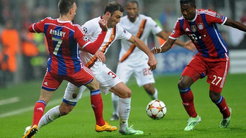 As Rom Gegen Bayern