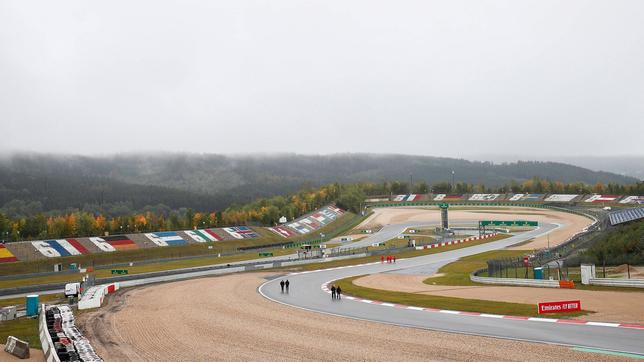 Wetter Nürburgring