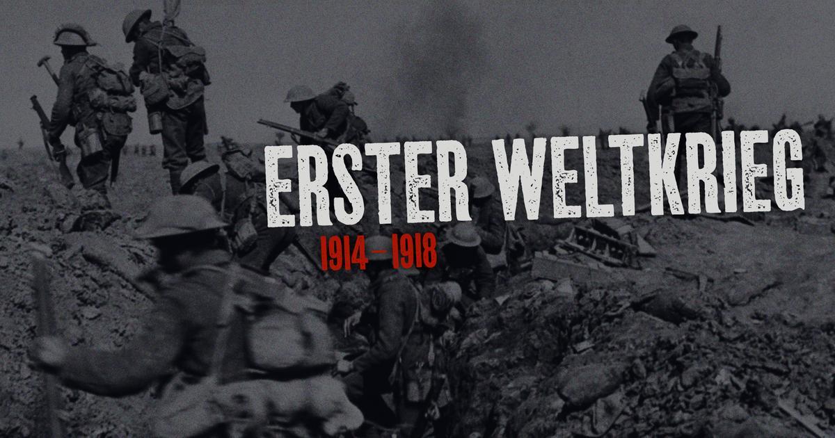 beteiligte staaten im ersten weltkrieg