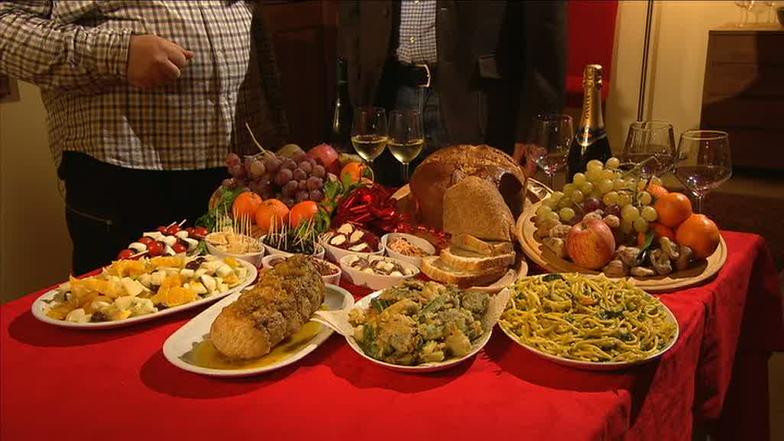 Italienisches Weihnachtsmenü Rezepte.Festtagsmenü In Italien Ard Mittagsmagazin Ard Das Erste