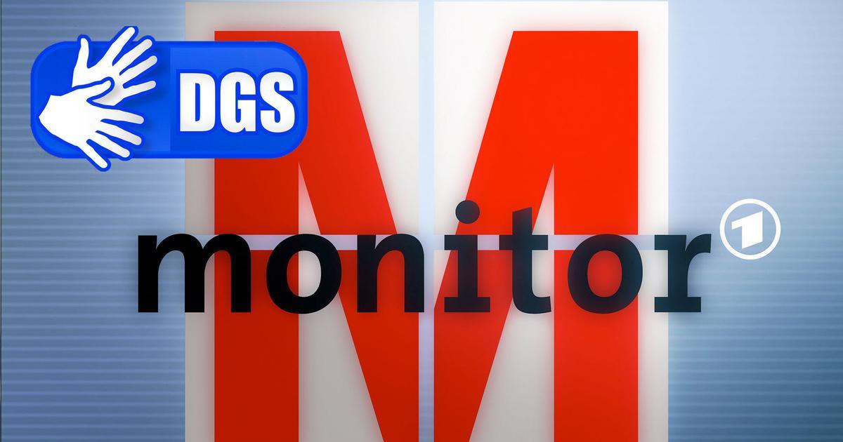 Monitor Sendung