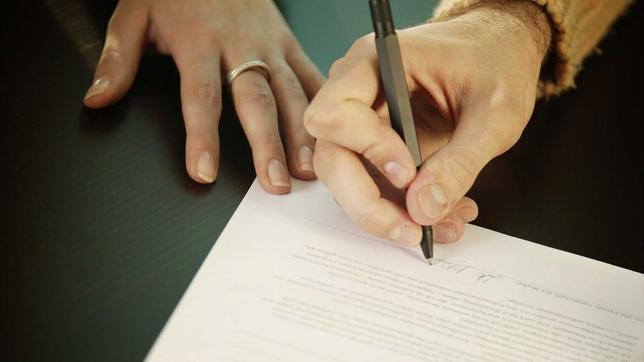 ehevertrag gesetzliche regelung