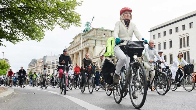 Ride of Silence in Berlin