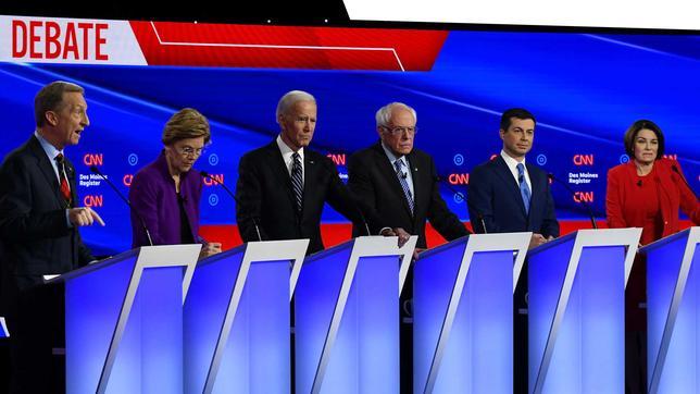 Usa Wahlen 2021 Kandidaten