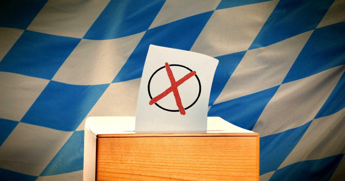 Kommunalwahlen 2021 Bayern