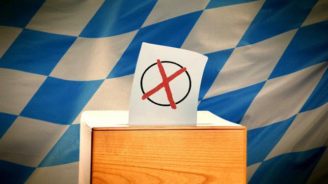 Kommunalwahl Bayern 2021