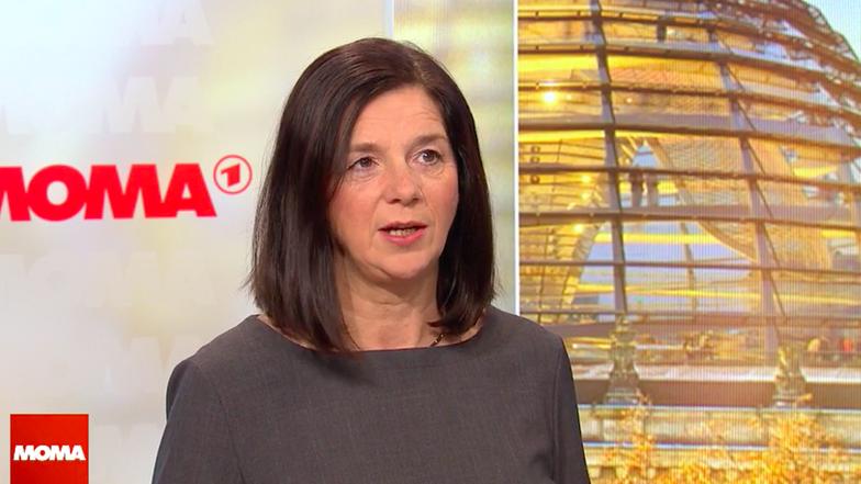 Video: Katrin Göring-Eckardt - Morgenmagazin - ARD   Das Erste