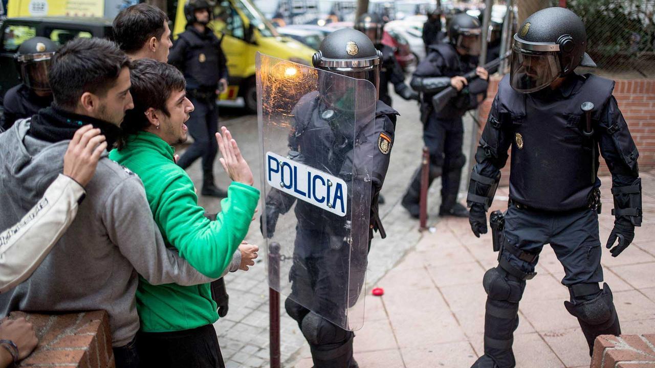 polizist auf spanisch