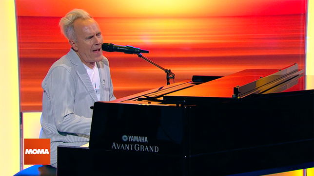 Livemusik: Howard Jones