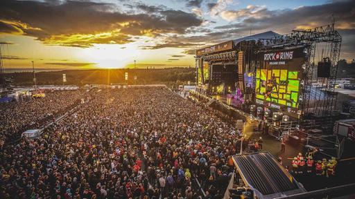 Rock Am Ring 2019 Morgenmagazin Ard Das Erste