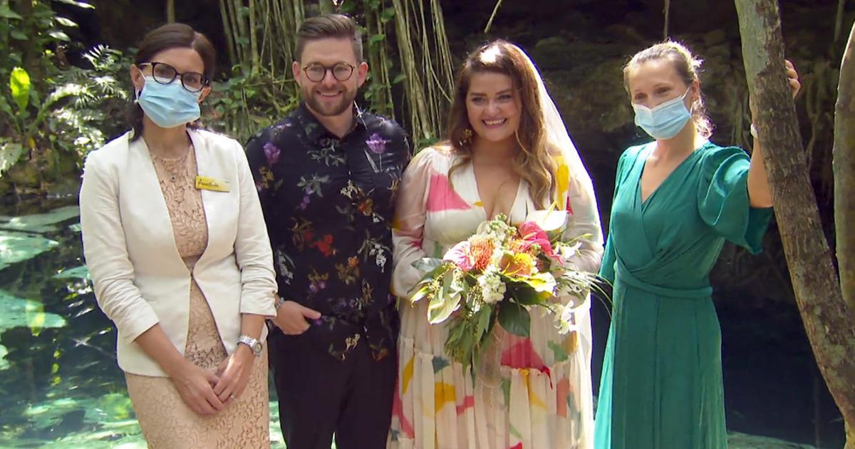 Heiraten Hochzeitstourismus Weltspiegel Ard Das Erste