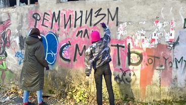 Treu russische frauen Russische Frauen
