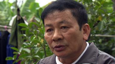 Nguyen Viet Hoan von der Agent Orange Association