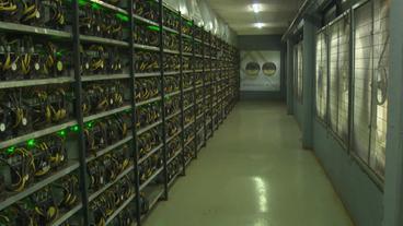 Computer in Rechenzentrum