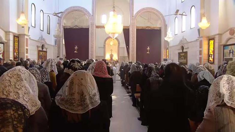 Christen Syrien
