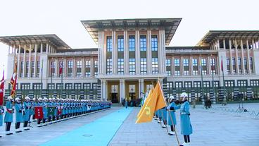 erdogans palast bilder