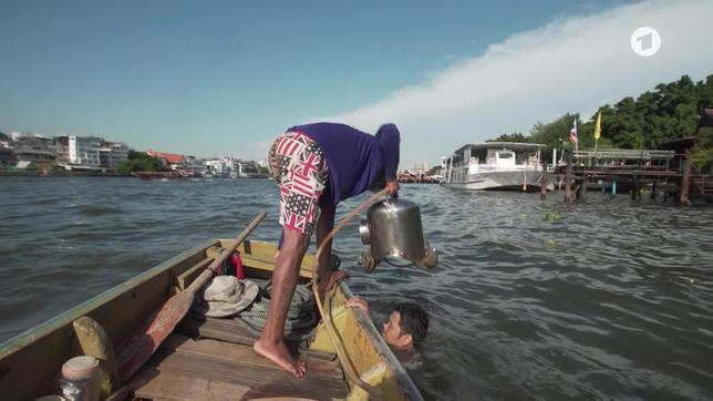 fluss durch thailand