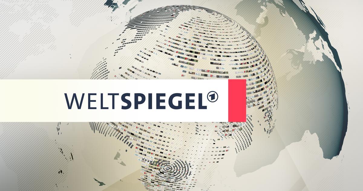 Ard Mediathek Weltspiegel