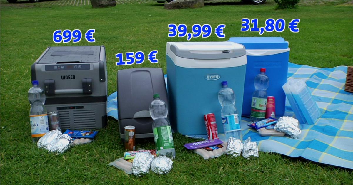 Kühlschrank Für Auto Mit Kompressor : Auto kühlboxen im test ratgeber: auto reise verkehr ard