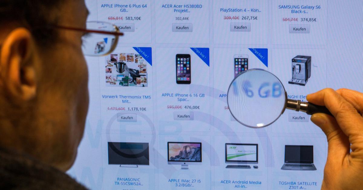 d790fe0d58a9f1 Fake-Shops im Internet - Vorsicht, Verbraucherfalle! - ARD | Das Erste