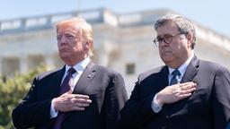 Trump und das FBI – Donald Trump und sein Justizminister William Barr