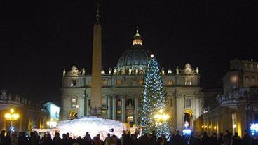 Ndr Weihnachtsbaum.Weihnachten Im Vatikan Echtes Leben Ard Das Erste