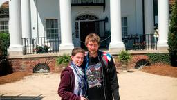 Reise 5: Passagiere Melanie und Florian in South Carolina