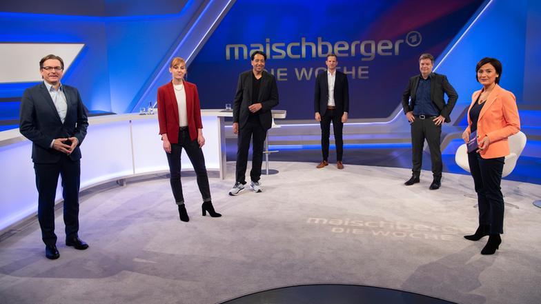 Maischberger Gäste