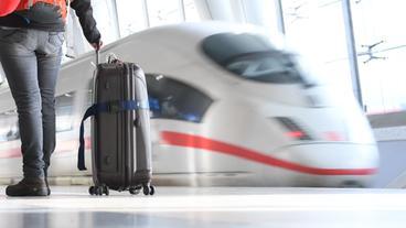 Reisen mit der Bahn soll günstiger werden.