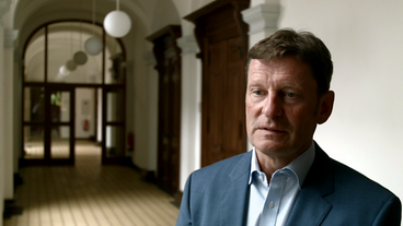 Jens Petermann vom Sozialgericht Gotha