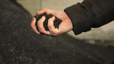 Recycling: Granulat aus Altreifen