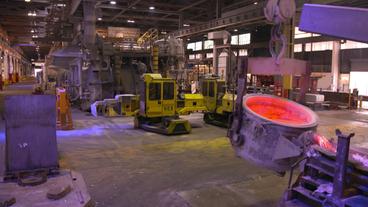 Aluminiumherstellung verbraucht ungemein viel Energie.