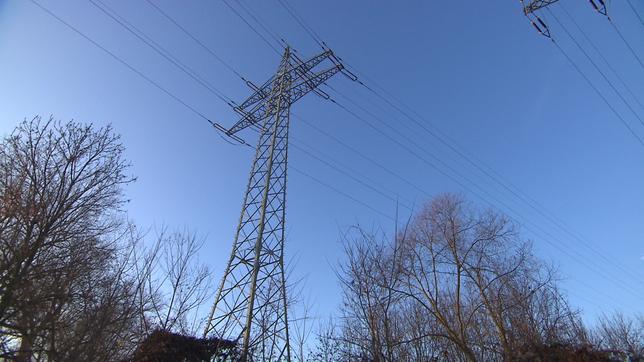 Der Ausbau des Stromnetzes ist zu langsam, findet der Bundesrechnungshof.