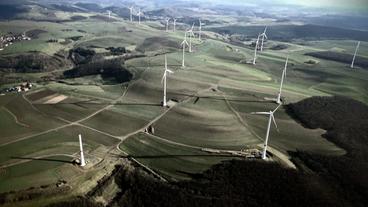 Windräder sollen auch regional vor Ort errichtet werden.